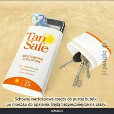 Jak uchronić się przed kradzieżą na plaży? - pomysły, triki, sposoby, lifehacki, porady