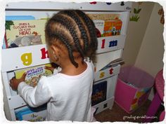 Win a Tidy Books Bookcase (RV $180) for the Holidays. Enhance and encourage your little one's love of reading.