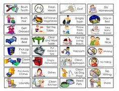 Extra Chore Tokens for Allowance Chore Chart by Kidsentials, $0.75