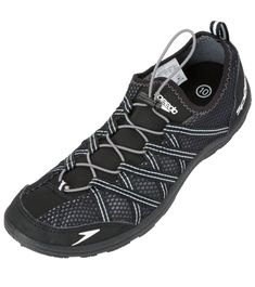 Speedo Men's Seaside Lace 4.0 Water Shoes at SwimOutlet.com