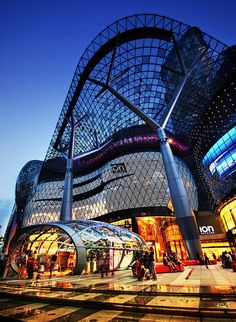 Orchard road -photo featured on Singapore Tourism Publication- | Singapore(by williamcho)  (Source: travelingcolors)