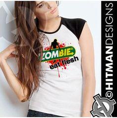 SD1030-Zombie Eat Flesh