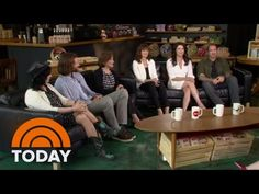 Gilmore Girls Cast Reunion (Full Interview)   TODAY - YouTube