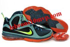 "Nike LeBron 9(IX) Shoes ""Cannon"""