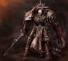 The Black Templars are the best-known example of a Crusading Chapter in the whole Imperium; their doctrines, traditions, and organisation reflect their particular approach to prosecuting the Imperium's wars.