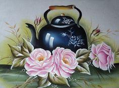 pinturas em tecidos - Pesquisa Google
