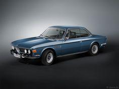 BMW 3.0 CSi Baujahr 1972 › Classic Car Photo
