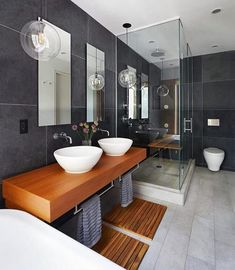 Townhouse  Designed by Etelamaki Architecture  Located in Brooklyn New York      Check if you like other posts      #architecture #building #villa #furniture #city #inspiration #bathroom #streetphotography #design #shower #luxury #construction #sink #baderom #bath #architecturelovers #baderomsinspirasjon #wood #mansion #decor #archilovers #architectureporn #interiordesign #archidaily #composition #mirror #baderomsinnredning #exterior #baderomsinspo #architecturestudent      Repost…
