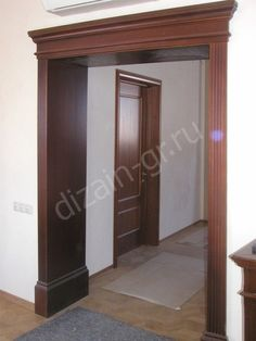 межкомнатные порталы - Поиск в Google Pooja Rooms, Moldings And Trim, House Design, Interior, Wooden Door Design, Door Design, Wood Doors Interior, Door Design Interior, House Interior
