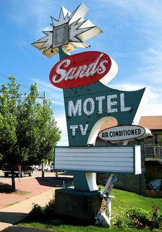 Sands Motel Ottawa, Illinois