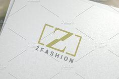 Z Fashion - Letter Z Logo by wopras on @creativemarket