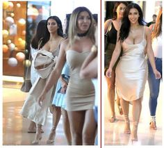 Welcome to Solenzo blog: Kim Kardashian and her squad go shopping in Vegas