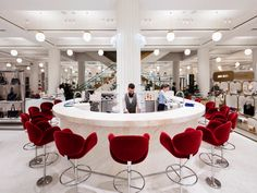 David Chipperfield reshapes the way customers shop for accessories at Selfridges - News - Frameweb