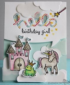 Troquel Speech Bubble Border de Lawn Fawn | Up & Scrap Tu tienda de Scrapbooking