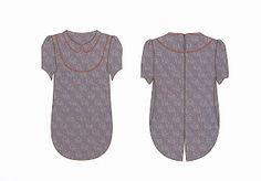 :: paunnet ::: Plaid Laelia blouse