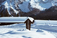 The Alpes, Italy - 35mminStyle #travel