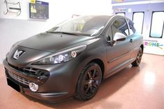 CAR WRAPPING TOTALE  PEUGEOT 207