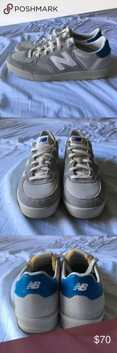 New Balance CRT300AG brand new in box! Classic 70s tennis shoe redesigned! Incredibly lightweight and comfortable! Size 10. Could also double as a skate shoe. New Balance Shoes Sneakers