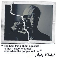 Andy Warhol #quote
