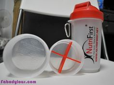 My awesome and convenient SmartShake!