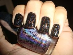 I think I just need to get this OPI color-- it makes every mani 50 times more interesting.