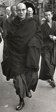 His Holiness the 14th Dalai Lama of Tibet~