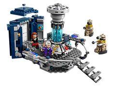 Costruisci, esponi e gioca con Doctor Who!