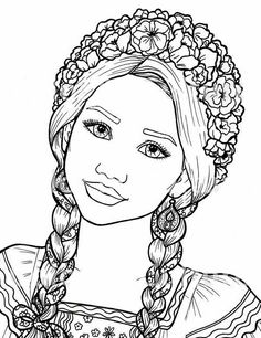 When you think about face painting designs, you probably think about simple kids face painting designs. Many people do not realize that face painting designs go beyond the basic and simple shapes that we see on small children. People Coloring Pages, Farm Animal Coloring Pages, Fall Coloring Pages, Cat Coloring Page, Adult Coloring Book Pages, Coloring Pages For Girls, Coloring Sheets, Coloring Books, Bff Drawings