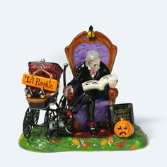 "Department 56: Products - ""A Gravely Haunting - 2006"" - View Accessories"
