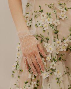 "RODARTE on Instagram: ""#FBF: Rodarte FW20 by @morganelay. #rodarte"" Couture Details, Fashion Details, Fashion Design, Runway Fashion, High Fashion, Victorian Gown, Stylish Girl Pic, Petite Dresses, Flower Fashion"