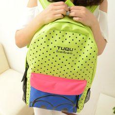 stacy bag new for summer women fashion Backpack female printing travel backpack student school bag girls travel bag canvas bag $9.00