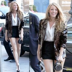 Perfect style!! Blake Lively