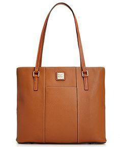 Dooney & Bourke Handbag, Lexington Shopper - Dooney & Bourke - Handbags & Accessories - Macys