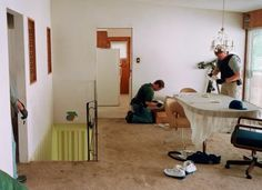 Search of premises Jeff Wall 2009