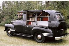 Bookmobiles of the world
