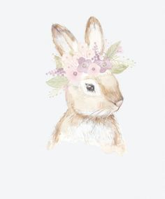Flower Rabbit