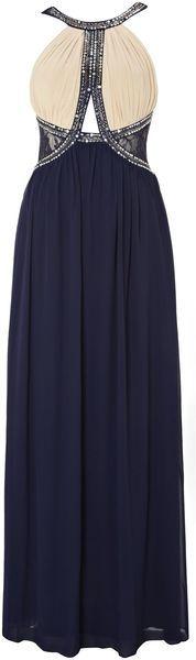 Little Mistress New Cut Out Maxi Dress - Lyst. GORGEOUS