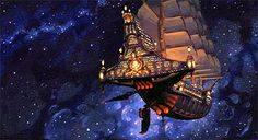 Treasure Planet Movie ships | treasure planet was a complete failure at the box office