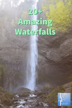 Waterfalls truly are a sight to behold, and fortunately, they can be found in all 50 states. While some areas like the Pacific Northwest and the . 50 States, Travel List, Top Ten, Pacific Northwest, Waterfalls, Bucket, Lost, The Incredibles, Amazing