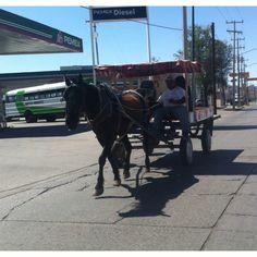 Transporte en Juárez! #trafic