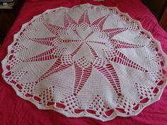 Crochet baby blanket by YarnzOver on Etsy