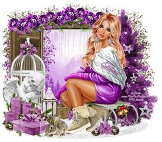 Artist: Fiodorova_Maria Tube: Amelia