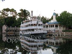Walt Disney World Magic Kingdom Liberty Square by OppidanEye, $25.00