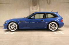 BMW Z3 M Coupe, 1 of 41 in Laguna Seca Blue