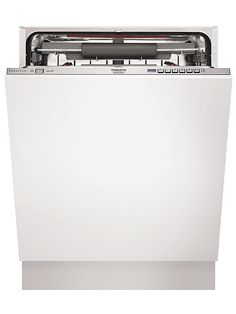 Buy AEG 15 Place Fully Integrated Dishwasher from Appliances Direct - the UK's leading online appliance specialist Best Appliances, Cooking Appliances, Kitchen Appliances, Black Dishwasher, Built In Dishwasher, Sliding Hinges, Fully Integrated Dishwasher, Budget Planer, Kitchens And Bedrooms