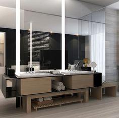 A+N Room by Héctor Martinez, via Behance