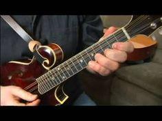 Scales & Finger Patterns for Mandolin