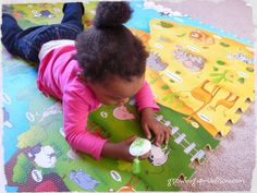 Growing up Madison: Review & Giveaway: Creative Baby i-Mat Makes Learning Fun