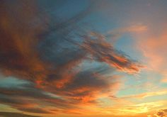 Dragon, Clouds, Sunset, Gallery, Painting, Wallpapers, Outdoor, Beautiful, Design