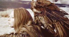 Anjos Mulheres